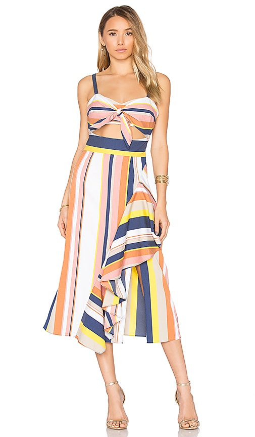 Tanya Taylor Claire Dress in Pink