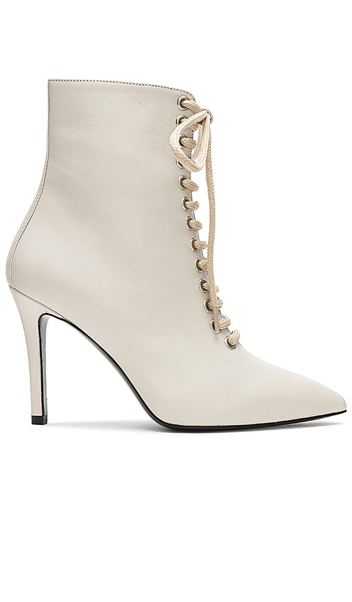 The Archive The Delancey Boot in White