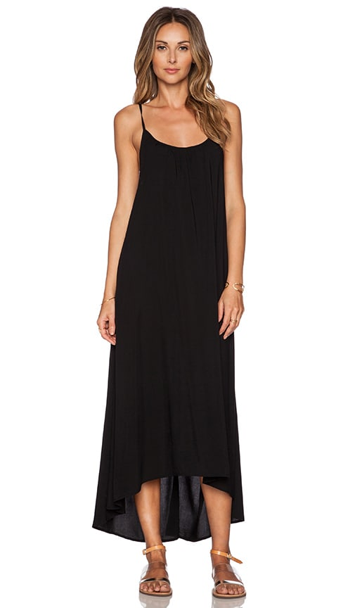 TAVIK Swimwear Stella Maxi Dress in Black