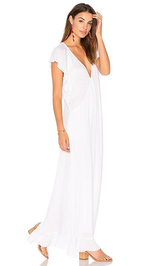 TAVIK Swimwear Tyler Dress in White