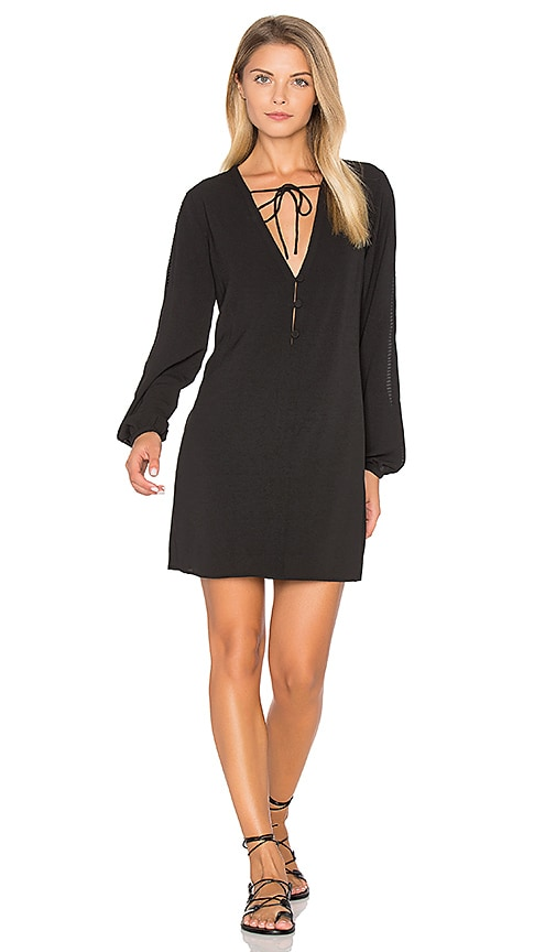 TAVIK Swimwear Genevive Dress in Black
