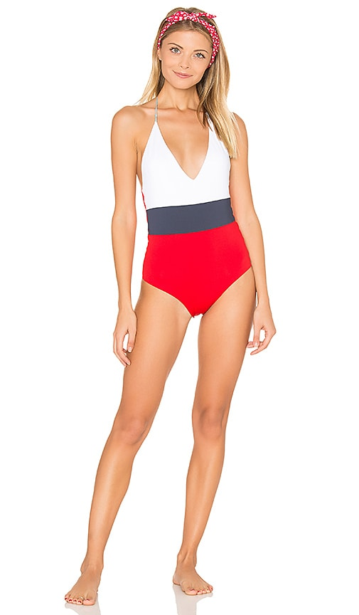 Chase One Piece Swimsuit