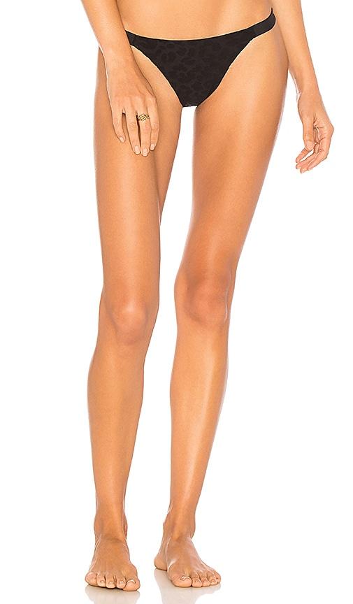 c1b6c086111e0 TAVIK Swimwear Heather Bikini Bottom in Textured Cheetah | REVOLVE