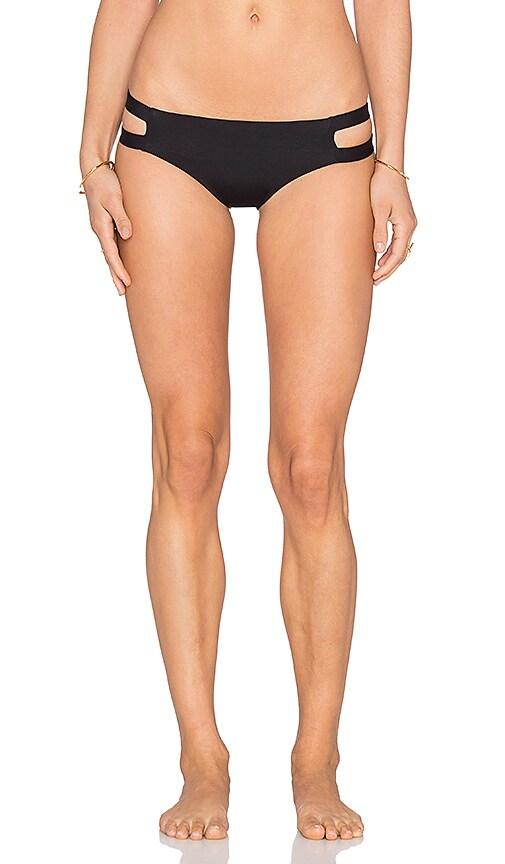 TAVIK Swimwear Chloe Bikini Bottom in Black