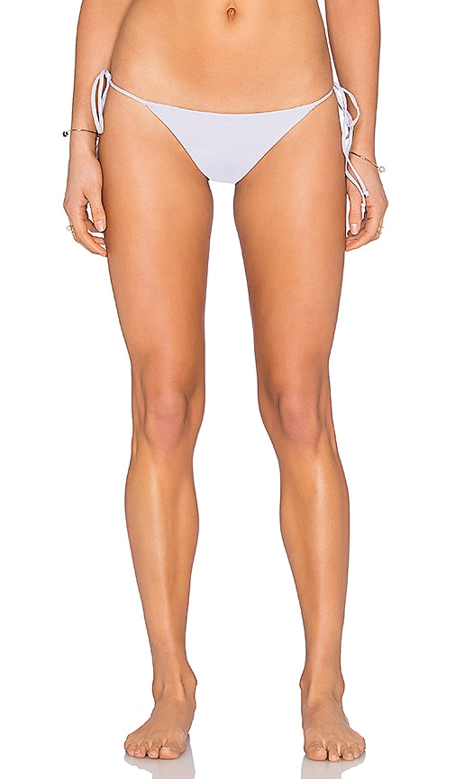 TAVIK Swimwear Jax Side Tie Bottom in Lavender Haze