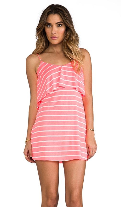 Low V Back Dress
