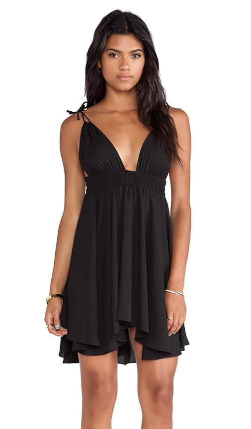 Flirty Hem Dress