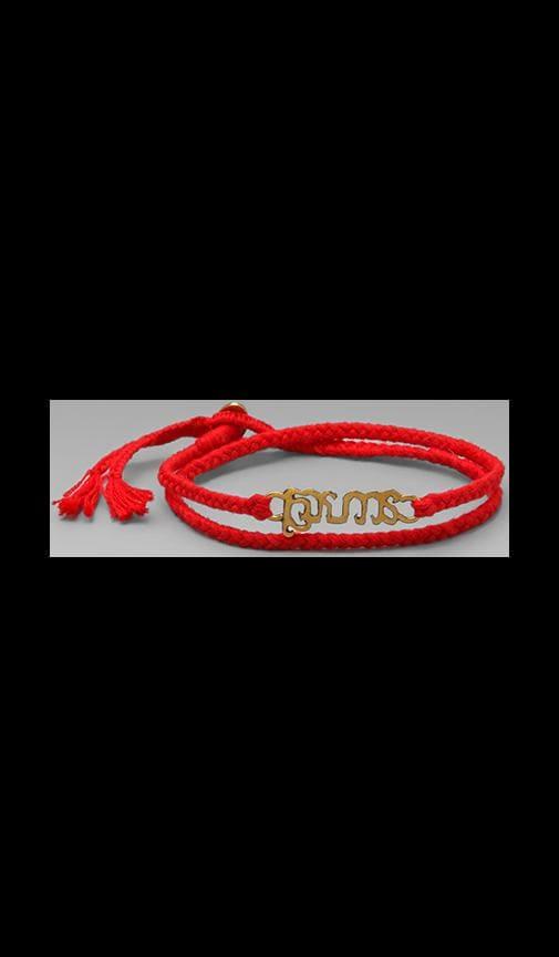 Brave Bracelet True Red
