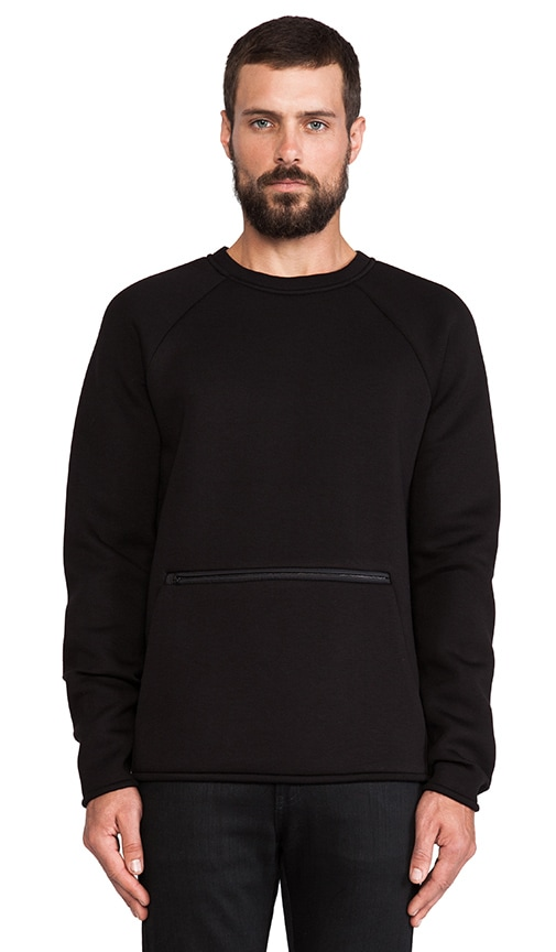 Scuba Double Knit Crewneck Sweatshirt