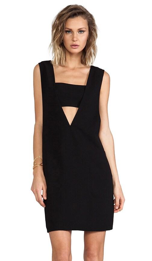 Low V Dress