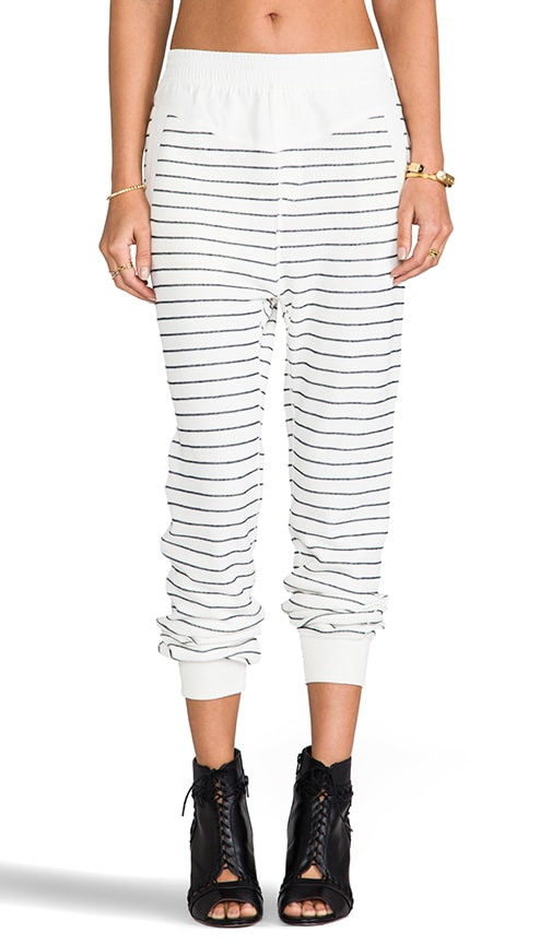 French Rib Long John Sweatpants