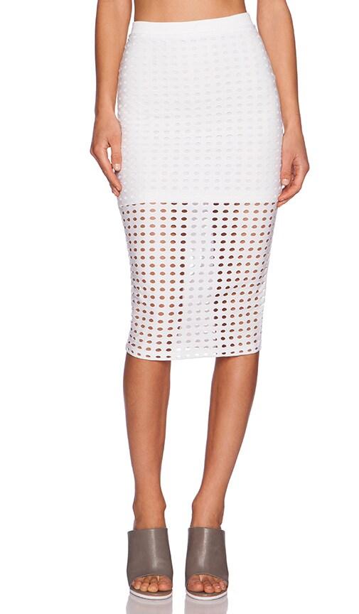 Circular Hole Skirt