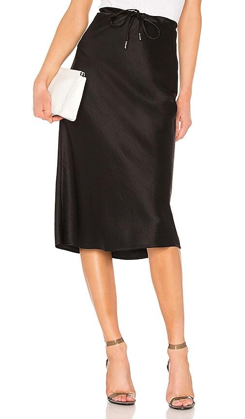 Wash & Go Woven Drawstring Skirt