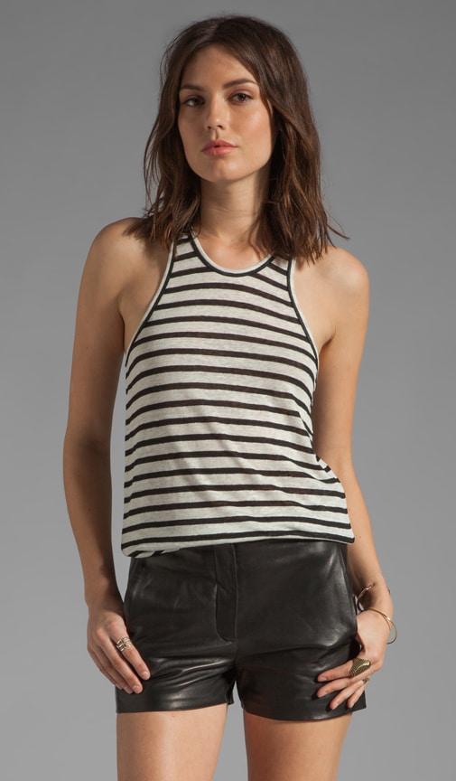 Linen Stripe Tank