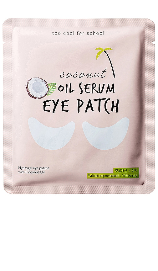 Cocout Oil Serum Eye Patch