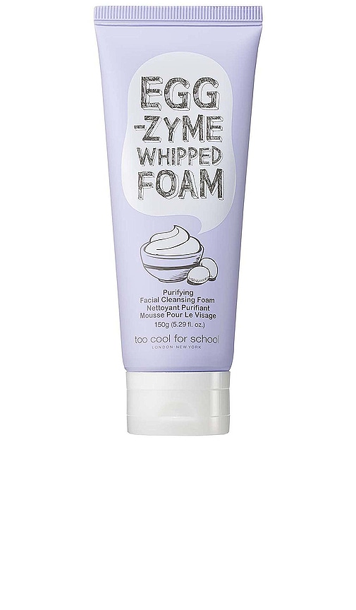 Egg-zyme Whipped Foam Facial Cleanser