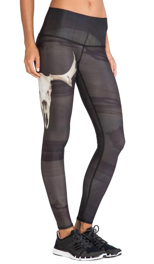 a999b30207e542 Teeki Deer Medicine Hot Pant in Charcoal | REVOLVE