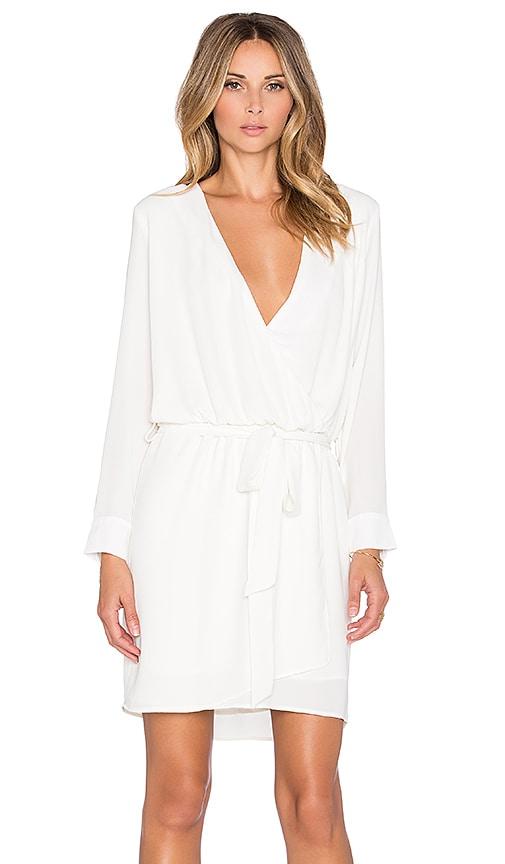 Lana Surplice Dress