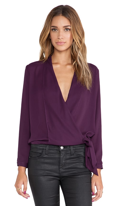 Stella Surplice Blouse