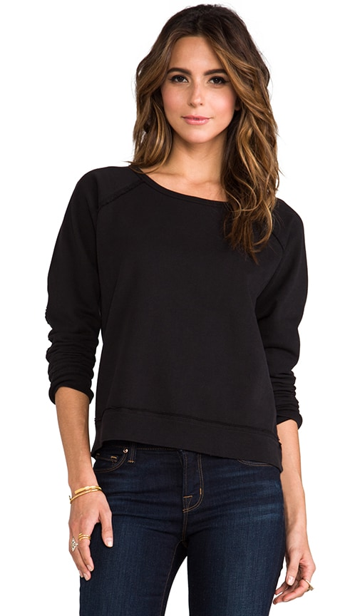 Cutoff Perfect Sweatshirt