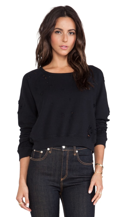 Distressed Perfect Sweatshirt