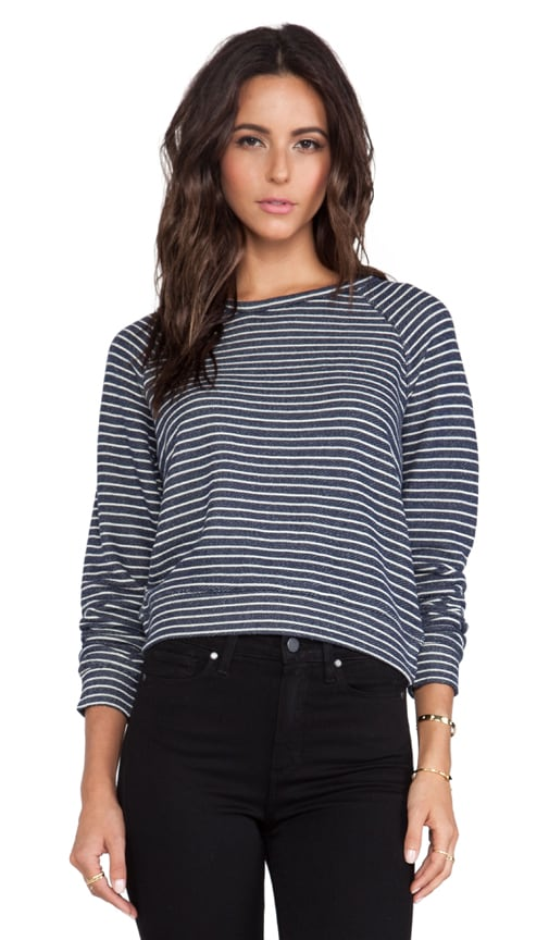 Striped Perfect Sweatshirt
