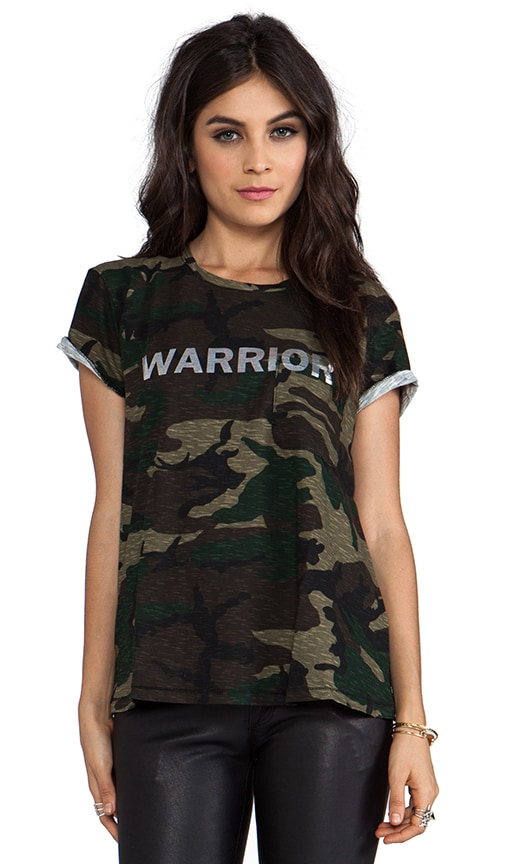Warrior Bowery Tee