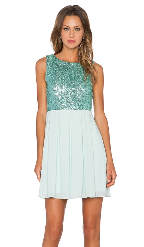 Sarah Sequin Dress
