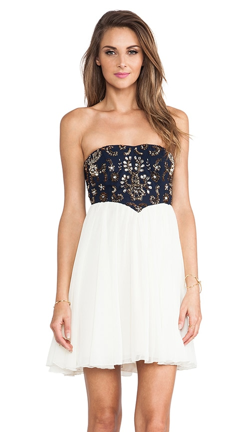 Nancy Strapless Dress