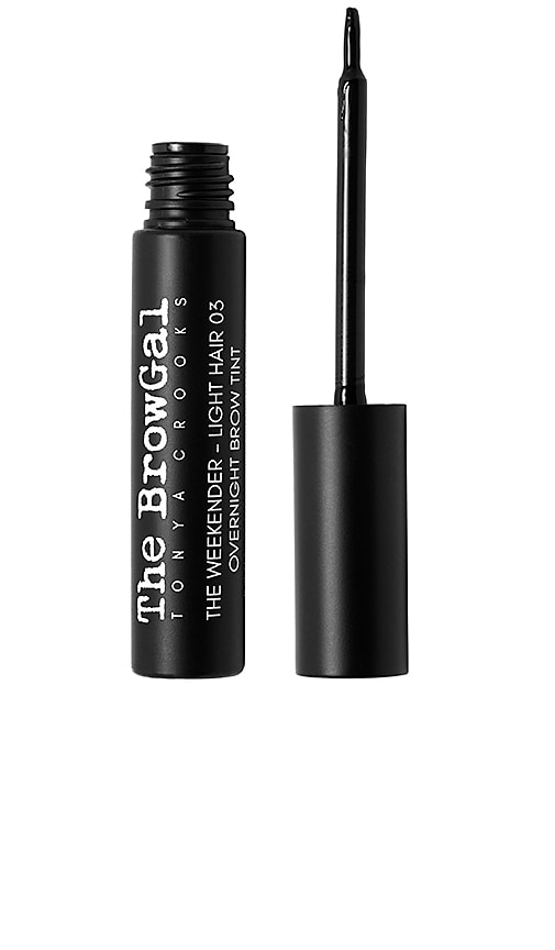 The Weekend Overnight Brow Tint