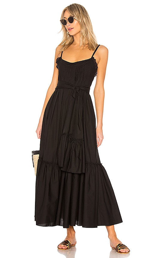 Three Graces Ariadne Dress in Black