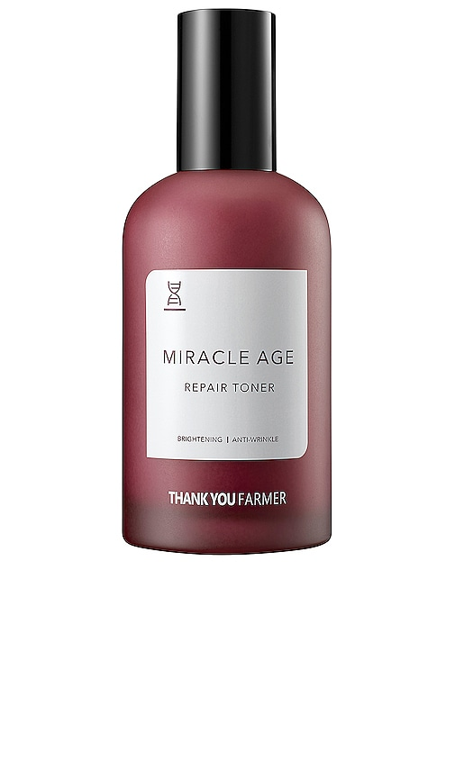 TÓNICO MIRACLE AGE REPAIR