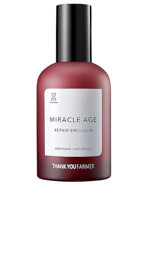 ÉMULSION MIRACLE AGE REPAIR
