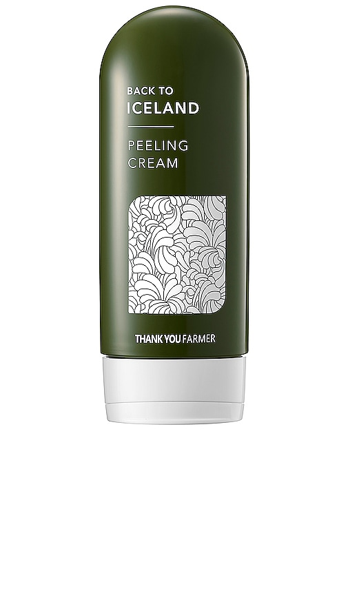 THANK YOU FARMER Back To Iceland Peeling Cream in Beauty: Na