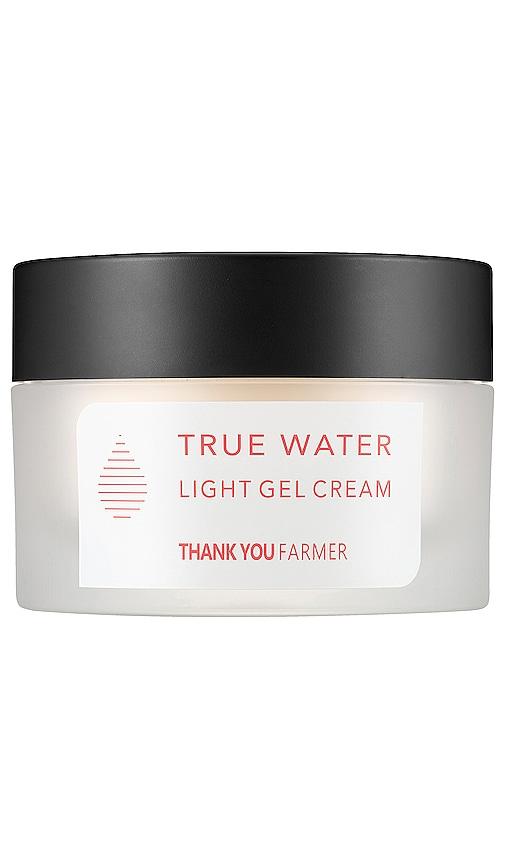 True Water Light Gel Cream