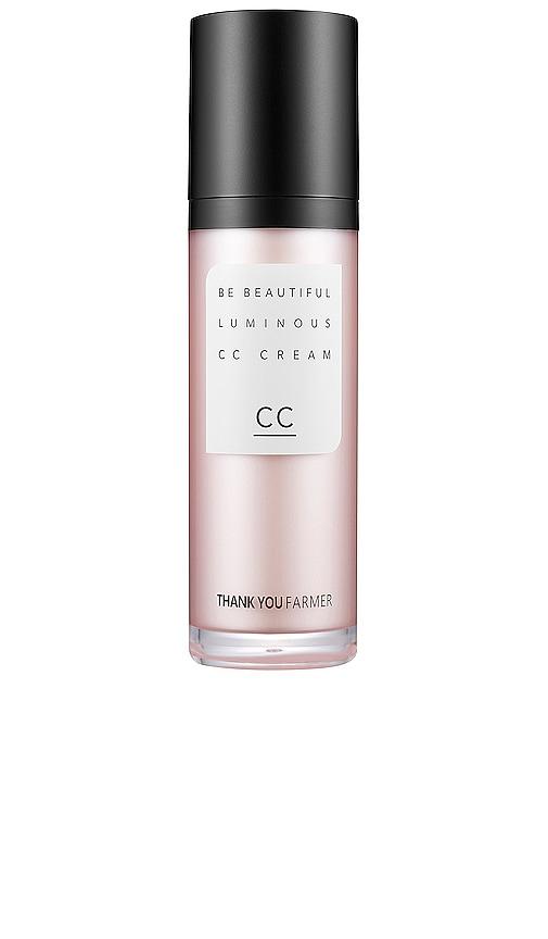 Be Beautiful Luminous CC Cream