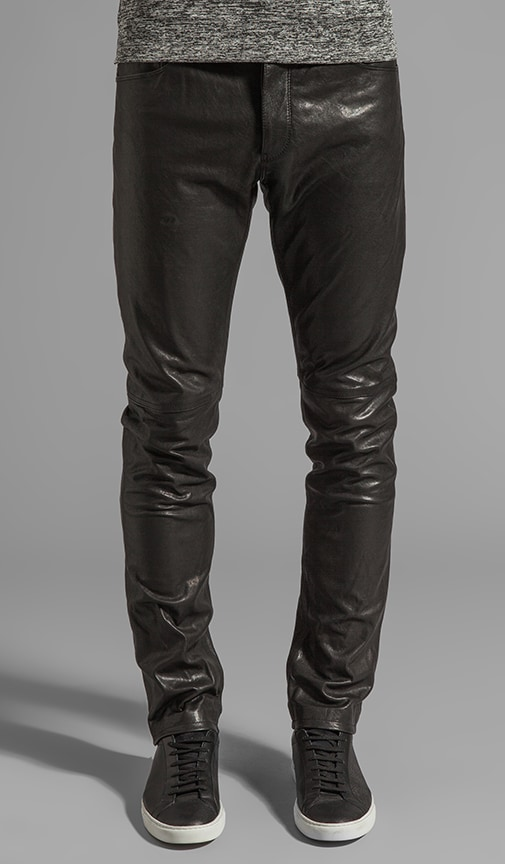 Raffi BL Leather Pants