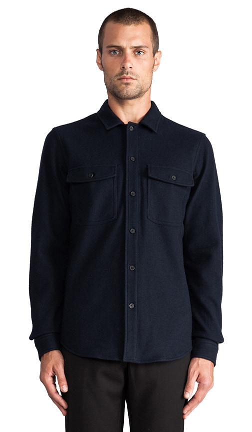 Vago Button Down