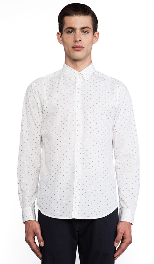 Zack Button Down