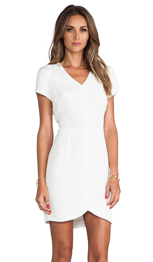 Teagan Cap Sleeve Dress