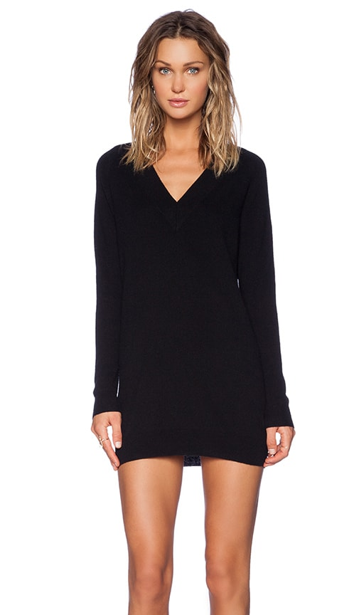 Delrina Cashmere Sweater Dress