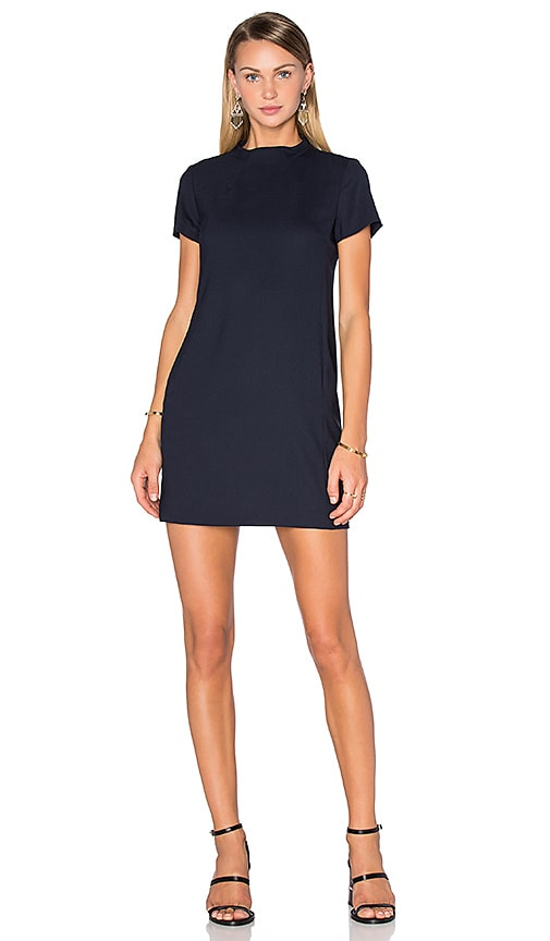 Theory Jasneah Dress in Navy