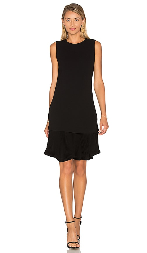Theory Malkan P Dress in Black