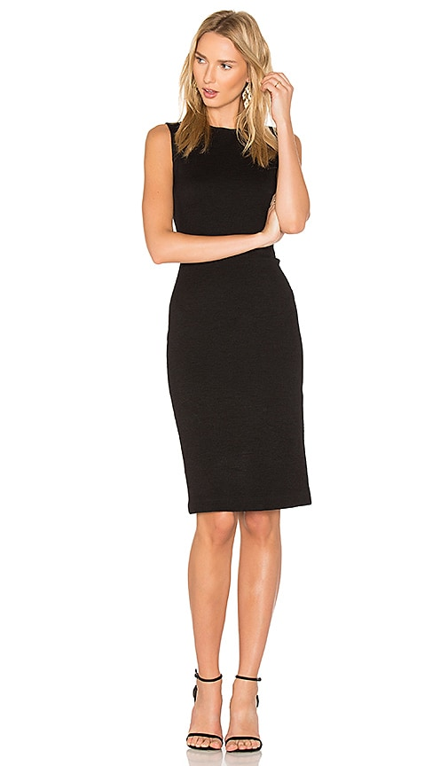 Theory Eano B Dress in Black