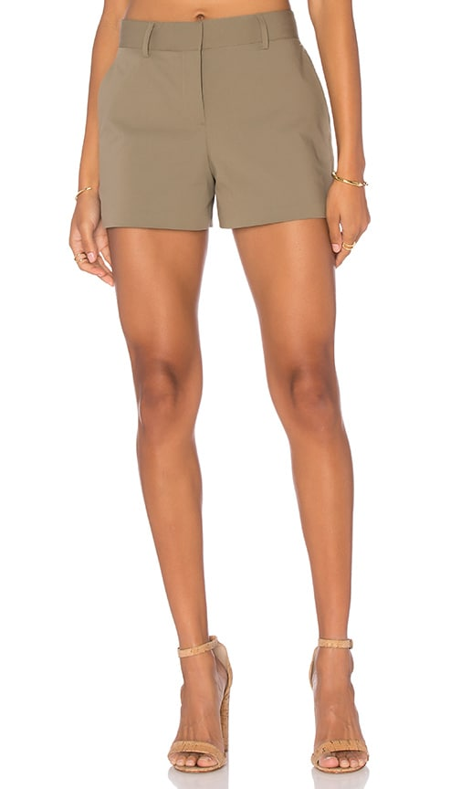 Theory Calila Short in Tan