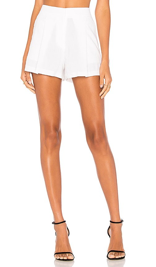 Theory Tohni Short in White