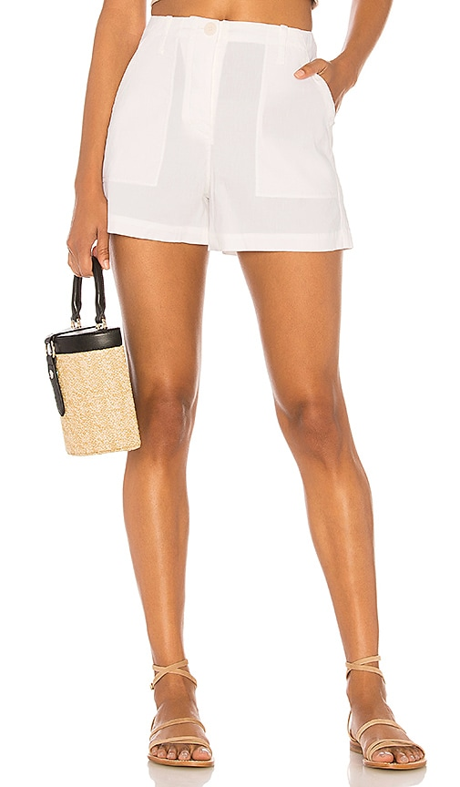 Theory Cargo Short in White