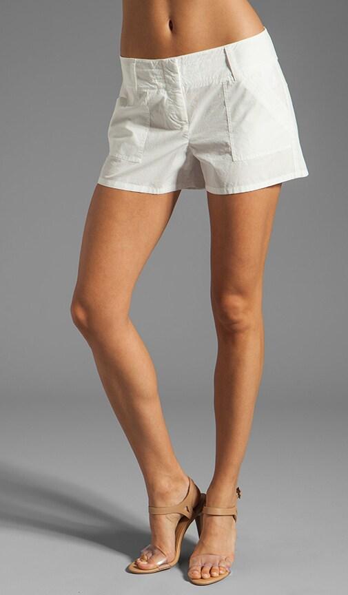 Valence Lesia Poplin Shorts