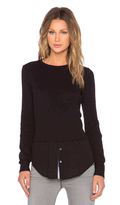Mikaela Thermal Pullover