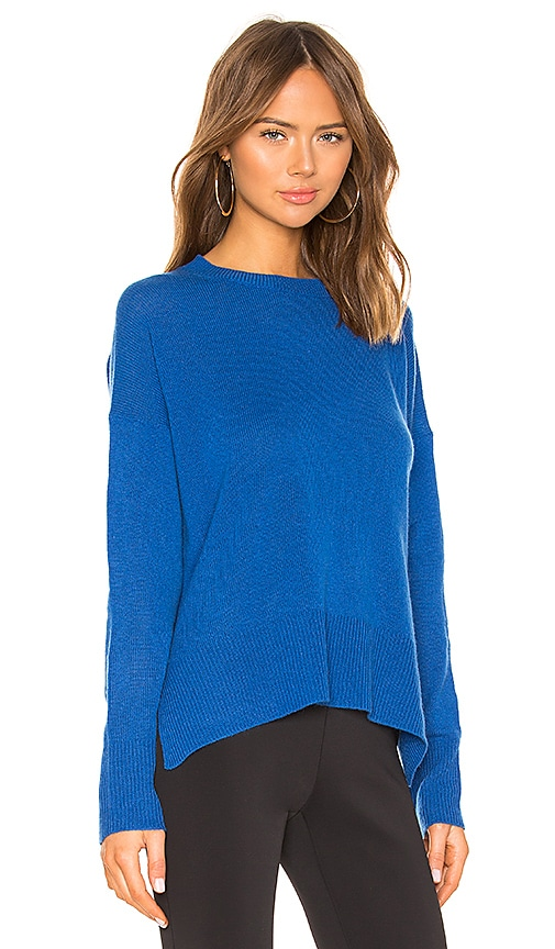 Karenia Cashmere Sweater In Royal Blue